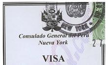 Tư vấn làm visa đi Peru du lịch & công tác