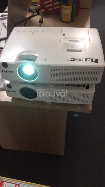 Máy chiếu Hpec H-2510 giá 4tr9 tặng màn chiếu 100 Inch