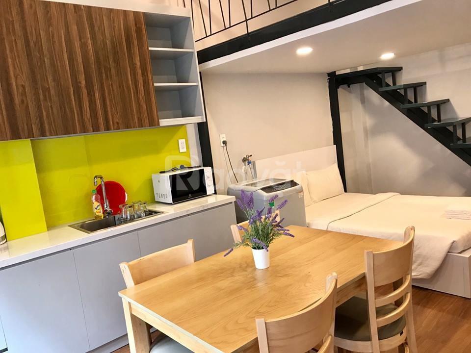Cho thuê nhà trung tâm Nha Trang, Hoàng Hoa Thám cho thuê căn hộ.