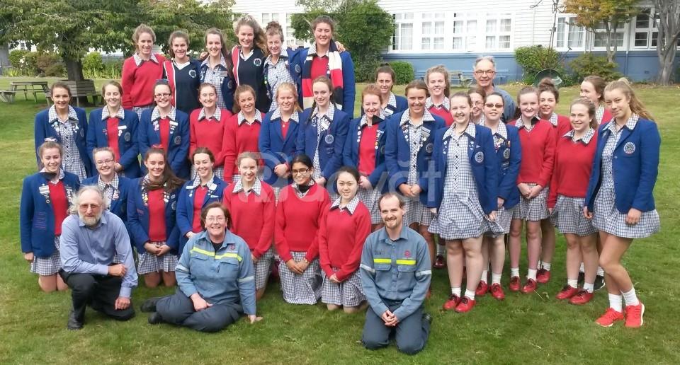 Du học trường nữ sinh Southland Girls' High School  tại New Zealand
