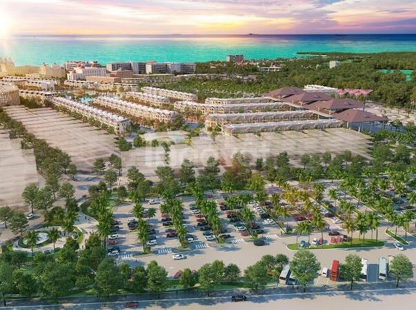Condotel Grand World Phú Quốc nằm trong quần thể Casino Phú Quốc