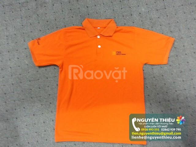Xưởng in áo thun đồng phục giá rẻ, may áo thun in logo giá rẻ
