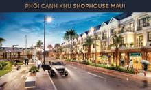 Shophouse thiết kế chuẩn theo phong cách Châu Âu chỉ 4,6 tỷ