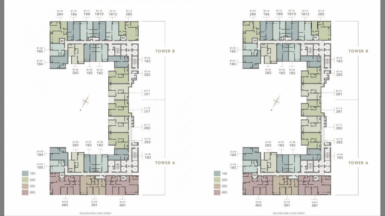 The Marq quận 1 - thay đổi định nghĩa về căn hộ hạng sang
