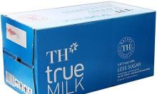 Bao bì carton dùng trong ngành sữa