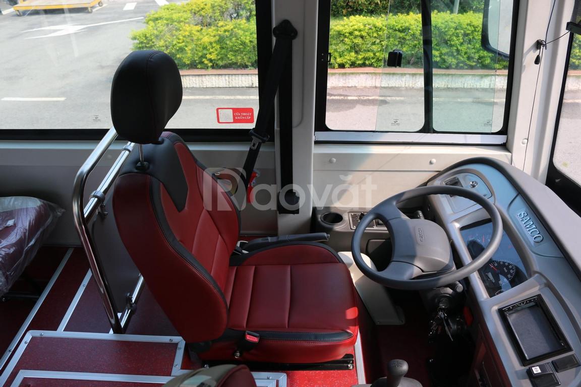 Chuyên bán xe khách Samco 29 chỗ ngồi đời 2018