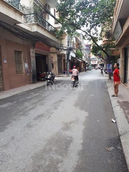 Bán nhà ngõ xe ba gác tránh nhau Phố Tôn Đức Thắng, DT 38m2