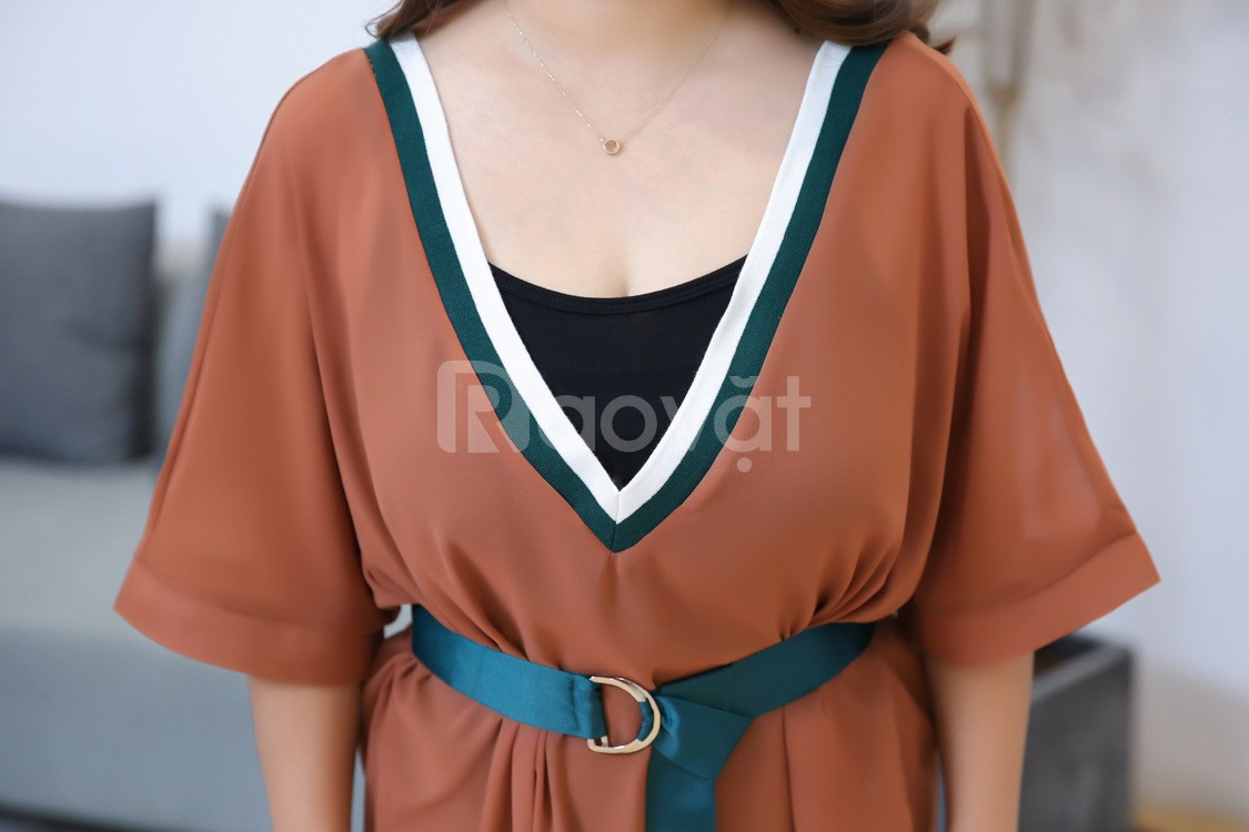 Quần áo công sở nữ bigsize cao cấp