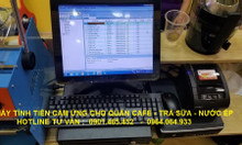 Bán Máy tính tiền Màn hình cảm ứng cho Quán Cafe tại Bình Phước