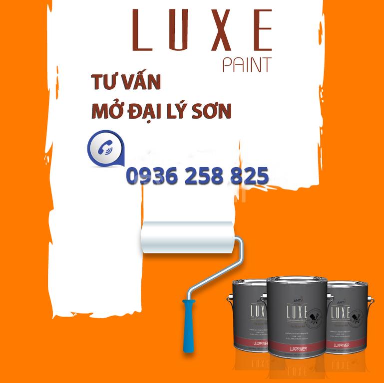 Hãng Sơn Luxepaint tìm đối tác, cộng tác phân phối sơn trên toàn quốc