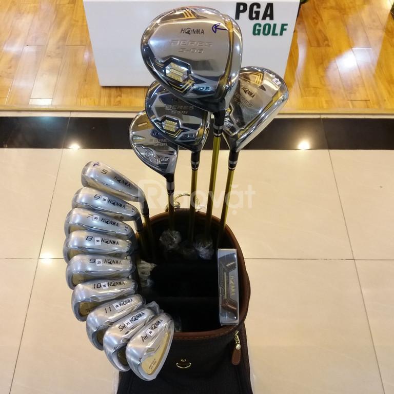Fullset bộ gậy golf Honma 3 sao