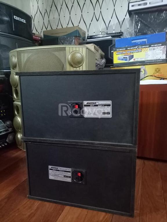 Karaoke âm ly 203n - 8 sò, đôi loa Bose 301sr3