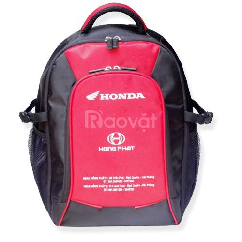 May balo quà tặng sự kiện Honda