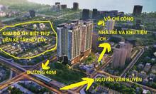 Cần bán căn hộ vip khu đô thị Starlake Tây Hồ, dự án đã cất nóc