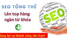 Dịch vụ seo tổng thể website tại Gò Vấp