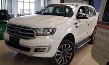 Ford Everest, giá xe tốt thị trường, tặng gói phụ kiện