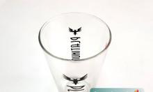 Cung cấp ly thủy tinh, cốc thủy tinh in logo