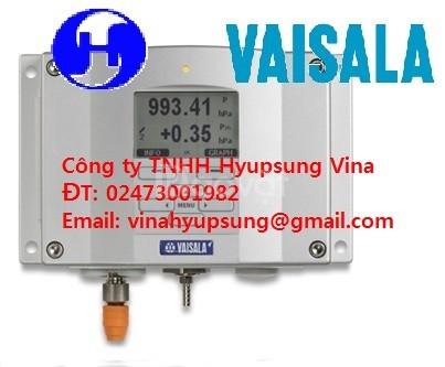 Đại lý phân phối thiết bị đo nhiệt độ, độ ẩm VAISALA tại Việt Nam
