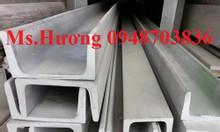Thanh U inox SUS304, SUS201, SUS316L giá cạnh tranh