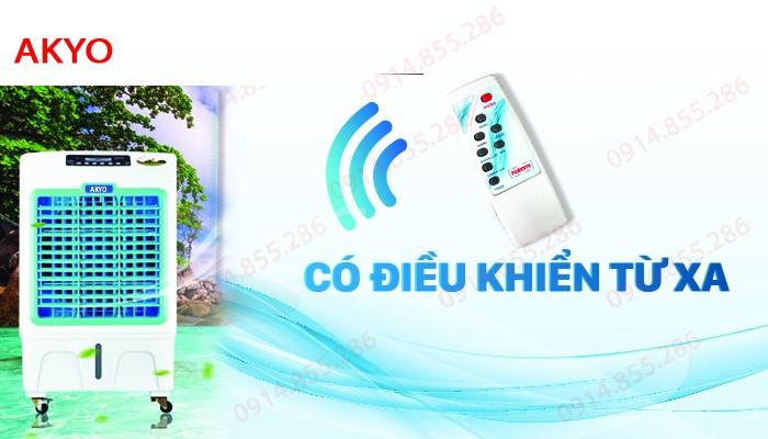 Quạt điều hòa Akyo E4000 tiết kiệm 60% – 80% điện năng so với máy lạnh