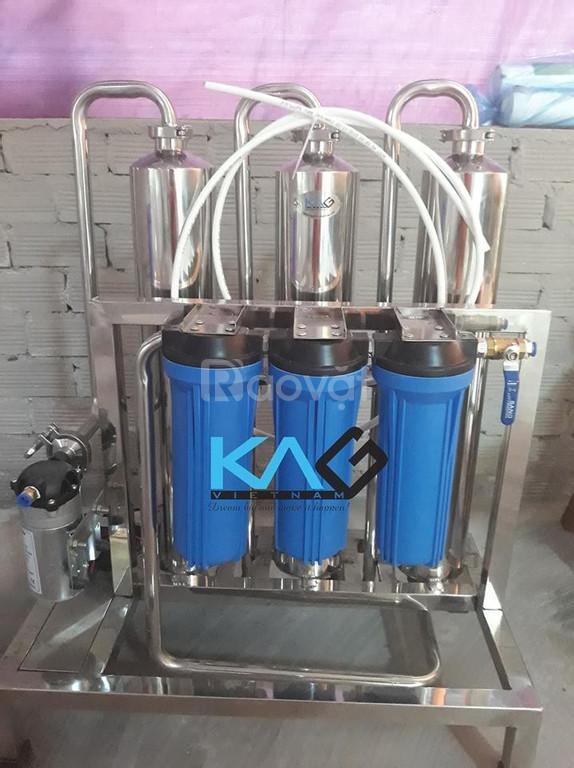Máy lọc rượi KAG loại bỏ nhanh các chất gây ngộ độc rượu