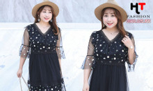 Thời trang cho người béo mập 50-100kg hàng hiệu
