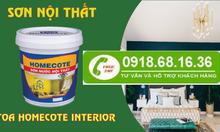 Công ty bán sơn nội thất toa chính hãng cho công trình tại Bình Thuận