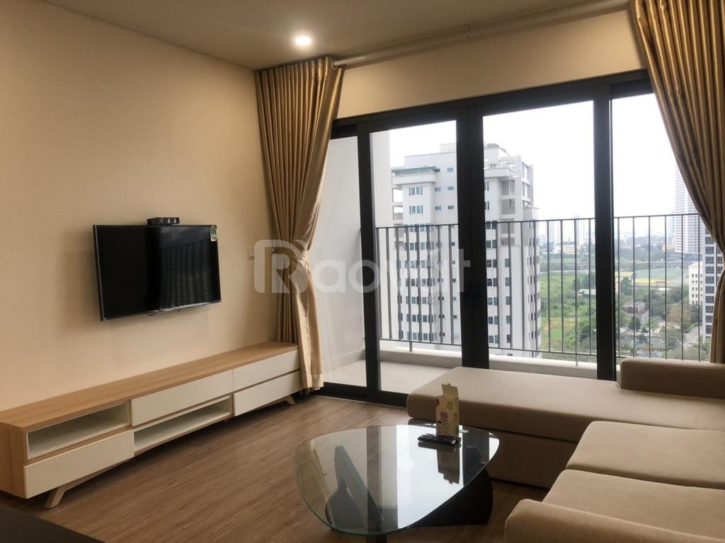 Cho thuê căn hộ The Legend Nguyễn Tuân, 2PN, full đồ mới 100%