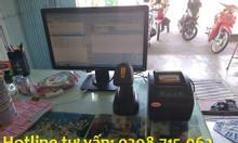 Bán phần mềm tính tiền, máy in hóa đơn cho siêu thị mini tại Cà Mau