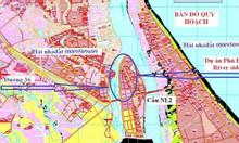 Đất biển Quang Phú, Đồng Hới, Quảng Bình, giá đầu tư