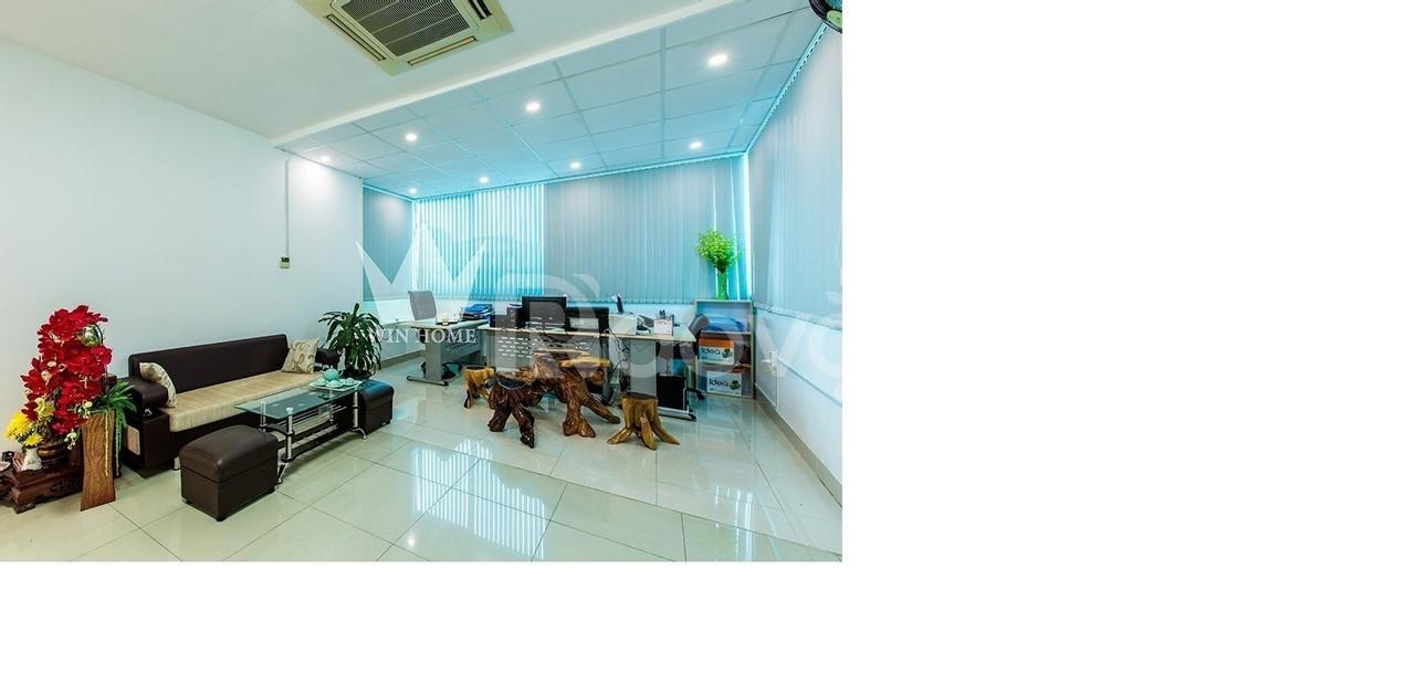 Văn phòng 30m2 , 375 Nguyễn Thái Bình P.12 Quận Tân Bình