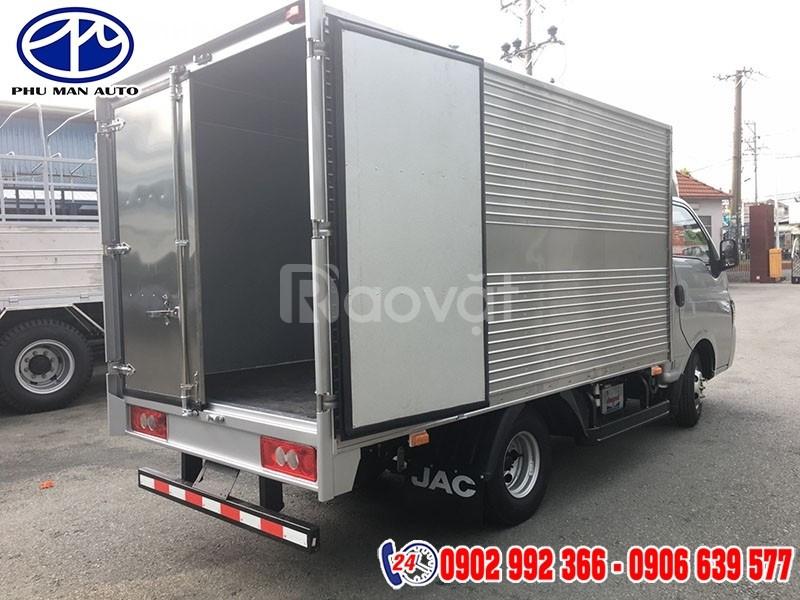 Ở đâu bán xe tải Jac 990kg giá rẻ thị trường?