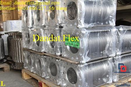 Bảng giá ống mềm inox 304, ống chống rung inox, khớp nối mềm inox (ảnh 1)