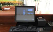 Máy tính tiền giá rẻ cho quán karaoke tại Quảng Ninh
