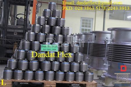 Bảng giá ống mềm inox 304, ống chống rung inox, khớp nối mềm inox (ảnh 8)