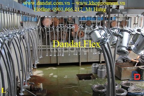 Bảng giá ống mềm inox 304, ống chống rung inox, khớp nối mềm inox (ảnh 5)