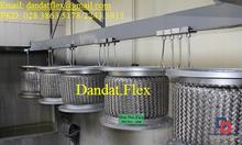 06.04 - Ống mềm inox, khớp nối mềm inox nối bích