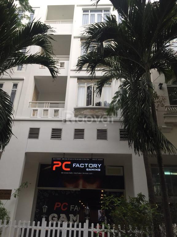 Cho thuê nhà phố khu Hưng Phước, Phú Mỹ Hưng kinh doanh mọi ngành nghề (ảnh 1)