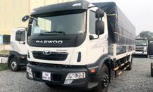Tải Daewoo Prima KC6A1 tt 9 tấn 7m4 thùng mui bạt giá tốt, HT trả góp