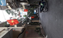 Cho thuê nhà riêng Thái Hà, 56m2*4T có sân để xe, khu nhộn nhịp tiện.
