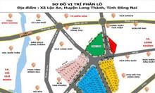 Bán đất nền dự án Long Thành New Town, ngay TT hành chính thương mại