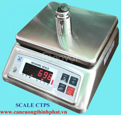 Cân chuyên dùng thuỷ sản vmc-wed 15kg/ 5g, bảo hành 1 năm