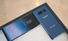 Máy xách tay từ Hàn: Galaxy Note 8 cũ Like new 99%