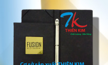Xưởng sản xuất bìa menu, chuyên làm cuốn menu, cung cấp bìa còng