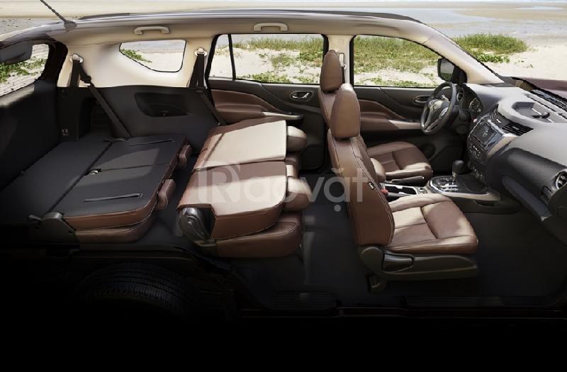 Nissan terra 4x2 ,7 chỗ nhập khẩu thái lan 100%  lăn bánh dưới 1 tỷ