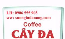 Xưởng in logo lên bộ ly cốc giá rẻ tại Quảng Nam