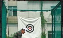 Khung lưới tập swing tại nhà