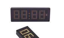 Đồng hồ 3 chức năng thời gian – nhiệt độ – vôn kế