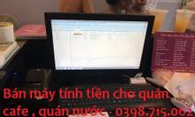Lắp đặt máy tính tiền cho quán cafe tại Đà Nẵng giá rẻ