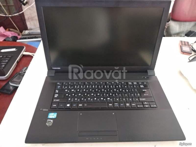 Laptop Toshiba B553 i5 2.6Ghz 8G 320G 15.6in hàng Nhật Bản văn phòng